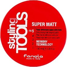 Духи, Парфюмерия, косметика Матовая паста экстрасильной фиксации - Fanola Tools Super Matt Paste