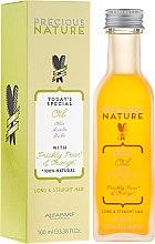 Духи, Парфюмерия, косметика Масло для прямых и длинных волос - Alfaparf Precious Nature Oil For Long & Straight
