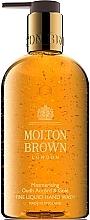 Духи, Парфюмерия, косметика Molton Brown Mesmerising Oudh Accord & Gold - Жидкое мыло для рук