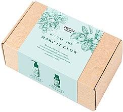 Духи, Парфюмерия, косметика Набор - Veoli Botanica Ritual Box Make It Glow