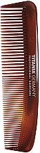 Духи, Парфюмерия, косметика Расческа карманная мужская, 12,5 см, коричневый - Titania Havannah