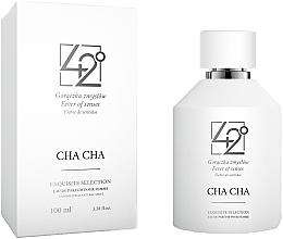 Духи, Парфюмерия, косметика 42° by Beauty More Cha Cha - Парфюмировананя вода
