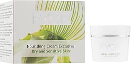 Духи, Парфюмерия, косметика Питательный крем для сухой и чувствительной кожи - Ryor Nourishing Cream Exclusive