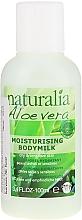 Духи, Парфюмерия, косметика Увлажняющий лосьон для тела - Naturalia Aloe Vera Moisturizing Bodymilk