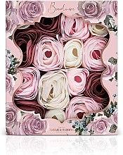 Духи, Парфюмерия, косметика Набор мыльных лепестков - Baylis & Harding Boudoire Velvet Rose & Cashmere Soap Petal Set