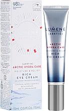 Духи, Парфюмерия, косметика Увлажняющий крем для кожи вокруг глаз - Lumene Arctic Hydra Care [Arktis] Moisture & Relief Rich Eye Cream