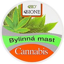Духи, Парфюмерия, косметика Крем для тела - Bione Cosmetics Cannabis Herbal Cream