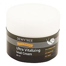 Духи, Парфюмерия, косметика Крем с улиточным экстрактом - Dewytree Ultra Vitalizing Snail Cream