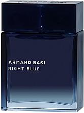 Духи, Парфюмерия, косметика Armand Basi Night Blue - Туалетная вода (тестер с крышечкой)