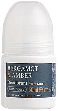 Духи, Парфюмерия, косметика Bath House Bergamot & Amber - Дезодорант