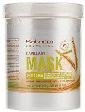 Капиллярная маска - Salerm Mascarilla Capilar  — фото N4