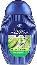 """Духи, Парфюмерия, косметика Шампунь и гель для душа """"Dynamic"""" - Paglieri Felce Azzurra Shampoo And Shower Gel For Man"""