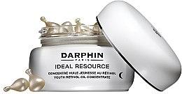 Духи, Парфюмерия, косметика Концентрат с ретинолом в капсулах - Darphin Ideal Resource Youth Retinol Oil Concentrate