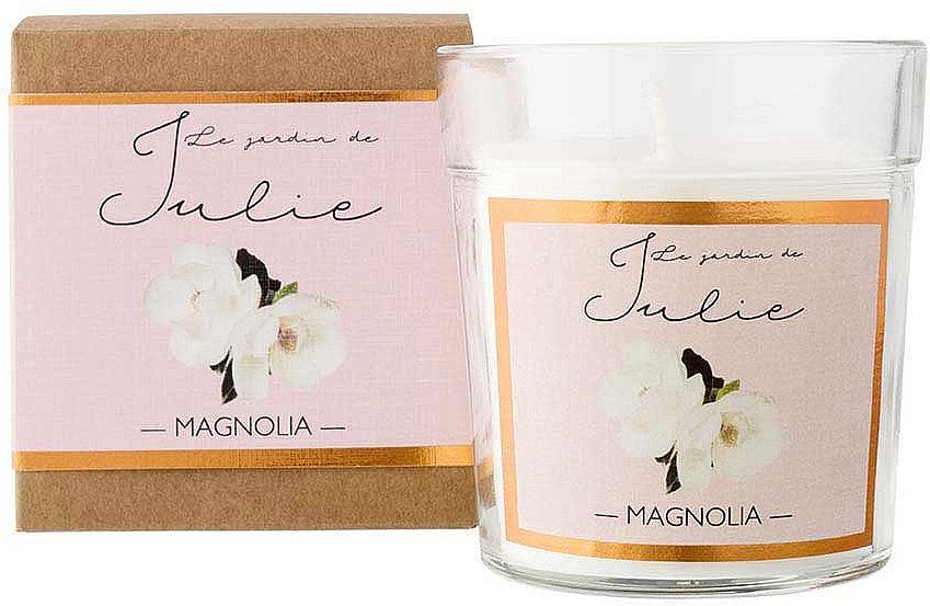 """Ароматическая свеча """"Мгнолия"""" - Ambientair Le Jardin de Julie Magnolia — фото N1"""