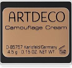 Духи, Парфюмерия, косметика Водостойкий маскирующий крем-консилер - Artdeco Camouflage Cream Concealer