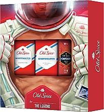 Духи, Парфюмерия, косметика Набор - Old Spice Whitewater Astronaut (sh/gel/50ml +deo/50ml + ash/lot/100ml)