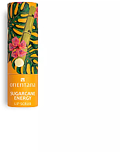 """Духи, Парфюмерия, косметика Скраб для губ """"Энергия сахарного тростника"""" - Orientana Sugarcane Energy"""