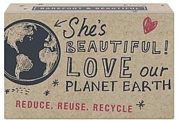 Духи, Парфюмерия, косметика Мыло для рук - Bath House Barefoot and Beautiful Hand Soap She`s Beautiful! Bergamot
