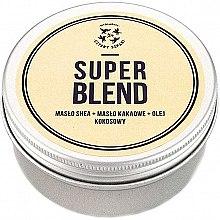Духи, Парфюмерия, косметика Масло для тела Super Blend - Cztery Szpaki
