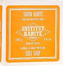 Духи, Парфюмерия, косметика Мыло - Institut Karite Almond and Honey Shea Soap