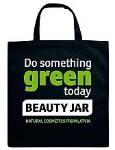 Духи, Парфюмерия, косметика Сумка-шоппер черная - Beauty Jar Shopper