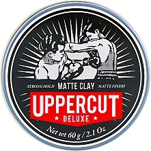 Духи, Парфюмерия, косметика Глина для укладки - Uppercut Deluxe Matt Clay