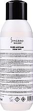 Духи, Парфюмерия, косметика Ацетон для удаления гель-лака - Sincero Salon Acetone