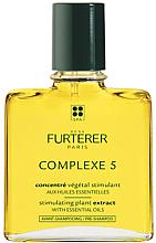 Духи, Парфюмерия, косметика Оздоровительный комплекс для кожи головы - Rene Furturer Complex 5 Regenerating Plant Extract