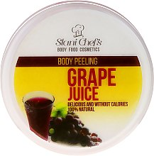 "Духи, Парфюмерия, косметика Пилинг для тела ""Виноградный сок"" - Hristina Cosmetics Stani Chef's Grape Juice Body Peeling"