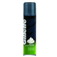"""Духи, Парфюмерия, косметика Пена для бритья """"Лимон"""" - Gillette Classic Lemon Lime Shave Foam for Men"""