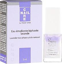 Духи, Парфюмерия, косметика Двухфазное средство для удаления кутикулы - Peggy Sage Lavender Two-Phase Cuticle Remover