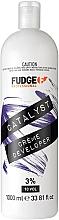 Духи, Парфюмерия, косметика Оксидант - Fudge Catalyst Peroxide 10 Volume 3%