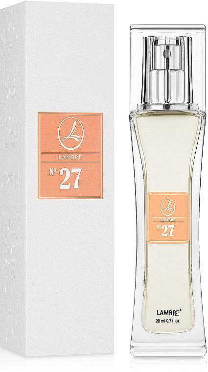 Lambre 27 - Духи — фото N2