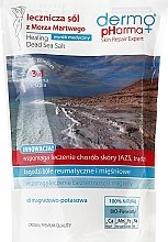 Лечебная соль - Dermo Pharma Skin Repair Expert Healing Dead Sea Salt — фото N1