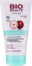 Духи, Парфюмерия, косметика Отшелушивающий очищающий крем для лица - Nuxe Bio Beaute Rebalancing Exfoliating Cleansing Cream