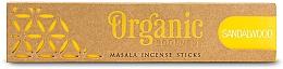 Духи, Парфюмерия, косметика Ароматические палочки - Song Of India Organic Goodness Sandalwood