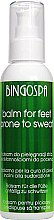 Духи, Парфюмерия, косметика Бальзам для ног против потливости ног - BingoSpa Balm For Feet Prone To Sweat