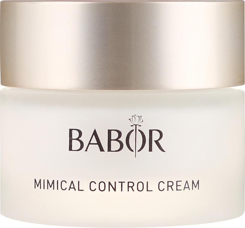 Крем-контроль мимических морщин - Babor Mimical Control Cream — фото N2