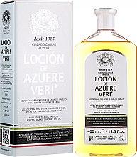 Духи, Парфюмерия, косметика Лосьон против выпадения волос - Intea Azufre Veri