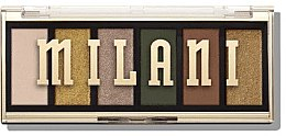 Духи, Парфюмерия, косметика Палетка теней для век - Milani Most Wanted Palettes