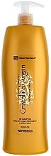 Духи, Парфюмерия, косметика Шампунь увлажняющий с маслом Арганы и Алоэ - Brelil Bio Traitement Cristalli d'Argan Shampoo Intensive Beauty