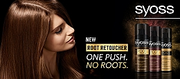 Тонирующий спрей для закрашивания отросших корней - Syoss Root Retoucher Spray — фото N3