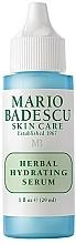 Духи, Парфюмерия, косметика Увлажняющая сыворотка для лица - Mario Badescu Herbal Hydrating Serum