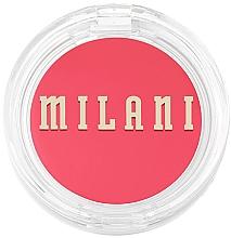 Духи, Парфюмерия, косметика Румяна для лица и губ - Milani Cheek Kiss Cream Blush