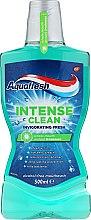 Духи, Парфюмерия, косметика Ополаскиватель для рта - Aquafresh Intense Clean Invigorating Freshness