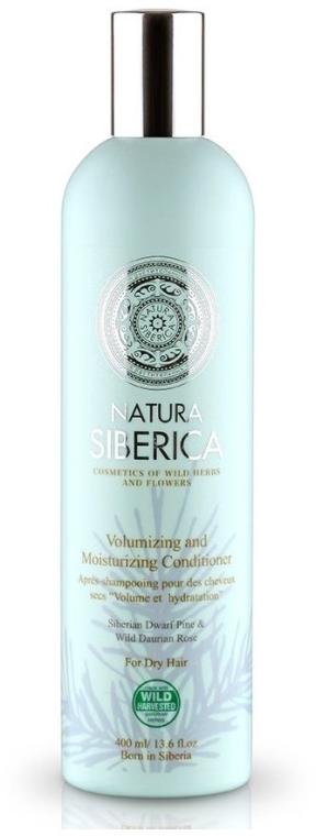 """Бальзам для сухих волос """"Объем и увлажнение"""" - Natura Siberica — фото N1"""