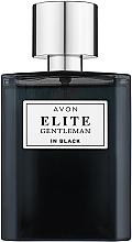 Духи, Парфюмерия, косметика Avon Elite Gentleman in Black - Туалетная вода