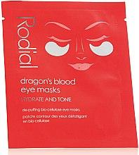Духи, Парфюмерия, косметика Маска-патч для кожи вокруг глаз - Rodial Dragon's Blood Eye Masks