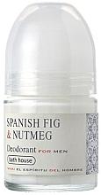 Духи, Парфюмерия, косметика Bath House Spanish Fig and Nutmeg - Роликовый дезордорант