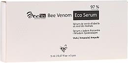 Духи, Парфюмерия, косметика Антивозрастная увлажняющая сыворотка для лица - BeeYes Bee Venom Eco Serum